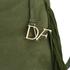 Diane von Furstenberg Women's Voyage Boho Nubuck Fringe Shoulder Bag - Olive: Image 3