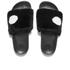 Marc by Marc Jacobs Women's Dot Fur Slide Sandals - Black: Image 2