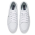Polo Ralph Lauren Men's Hugh Leather Trainers - White: Image 2