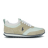 Polo Ralph Lauren Men's Ponteland Suede/Leather Trainers - White: Image 1