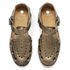 H Shoes by Hudson Women's Sherbert Leather Sandals - Bronze: Image 2