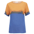 2NDDAY Women's Rothko Printed Top - Bright Cobalt: Image 1