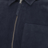 Our Legacy Men's Suede Zip Shirt - Navy: Image 3