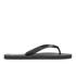BOSS Orange Men's Loy Flip Flops - Black: Image 3