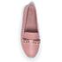 REDValentino Women's Eyelet Bow Leather Espadrilles - Nude: Image 3