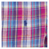 Polo Ralph Lauren Men's Checked Long Sleeve Shirt - Fuchsia: Image 3
