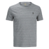 Polo Ralph Lauren Men's Short Sleeve Crew Neck T-Shirt - Boulder Grey: Image 1
