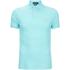 Polo Ralph Lauren Men's Short Sleeve Slim Fit Polo Shirt - Hammond Blue: Image 1