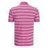Polo Ralph Lauren Men's Short Sleeve Slim Fit Striped Polo Shirt - Madison Pink: Image 2