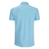 Polo Ralph Lauren Men's Short Sleeve Custom Fit Polo Shirt - Hammond Blue: Image 2