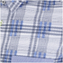 BOSS Green Men's Bicron Check Shirt - Medium Blue: Image 3