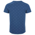 Universal Works Men's Cross Jersey Print T-Shirt - Blue: Image 2