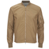 Universal Works Men's MA1 Idra Nylon Jacket - Camel: Image 1