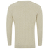 GANT Rugger Men's Chunkster Crew Neck Knitted Jumper - Cream: Image 2