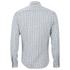 BOSS Orange Men's Espicye Checked Long Sleeve Shirt - White: Image 2