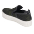 Ash Women's Jeday Knit Slip-on Trainers - Army/Black: Image 5