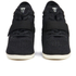 Ash Women's Bebop Knit Wedged Trainers - Black/Black: Image 4