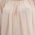 VILA Women's Alantata Long Sleeve Tunic Dress - Pink Sand: Image 4