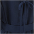 VILA Women's Macu Tie Dress - Total Eclipse: Image 3