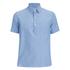 Arpenteur Men's Ete Polo Shirt - Blue Pique: Image 1