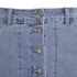 VILA Women's Lagos Denim Skirt - Light Blue Denim: Image 4