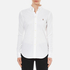 Polo Ralph Lauren Women's Heidi Long Sleeve Shirt - White: Image 1