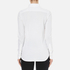 Polo Ralph Lauren Women's Heidi Long Sleeve Shirt - White: Image 3