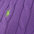 Polo Ralph Lauren Women's Kimberly Jumper - Laguna Purple: Image 3