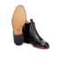 H Shoes by Hudson Men's Tamper Leather Chelsea Boots - Black: Image 6