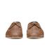 Hudson London Men's Barra Woven Leather Shoes - Tan: Image 4