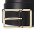Paul Smith Accessories Women's Leather Contrast Belt - Black: Image 3