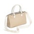 Paul Smith Accessories Women's Small Double Zip Leather Tote Bag - Cream: Image 2