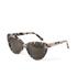 Prism Women's Capri Sunglasses - Black Tortoiseshell: Image 2