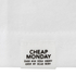 Cheap Monday Men's Standard Logo T-Shirt - White: Image 4