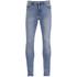 Cheap Monday Men's Tight Skinny Jeans - Stonewash Blue: Image 1