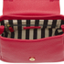 Lulu Guinness Women's Rita Small Cross Body Grab Bag - Red: Image 5