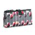 Lulu Guinness Women's Lipstick Print Double Make Up Bag - White/Black: Image 2