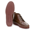 G.H. Bass & Co. Men's Camp Moc Ranger Pull Up Leather Boots - Mid Brown: Image 6