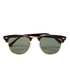 Ray-Ban Clubmaster Sunglasses 49mm - Mock Tortoise/Arista: Image 1