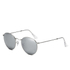 Ray-Ban Round Metal Sunglasses - Matte Silver: Image 2