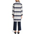 HUGO Women's Micola Striped Coat - Multi: Image 3