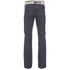 Smith & Jones Men's Farrier Belted Denim Jeans - Dark Wash: Image 2