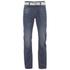 Smith & Jones Men's Farrier Belted Denim Jeans - Medium Wash: Image 1
