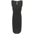 BOSS Orange Women's Arigette Dress - Black: Image 2