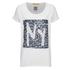 BOSS Orange Women's Talmaya T-Shirt - White: Image 1