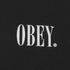 OBEY Clothing Men's New Times Basic T-Shirt - Black: Image 3