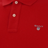 GANT Men's Original Pique Polo Shirt - Bright Red: Image 3