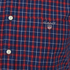 Gant Men's Poplin Check Short Sleeve Shirt - Red: Image 3