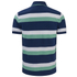 GANT Men's Striped Pique Rugger Polo Shirt - Jelly Green: Image 2