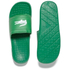 Lacoste Men's Frasier Slide Sandals - Green: Image 5
